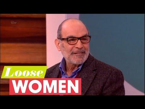 David Suchet On Poirot's Death | Loose Women