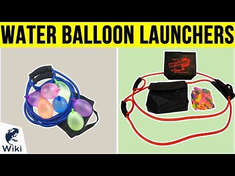 10 Best Water Balloon Launchers 2019 - 동영상