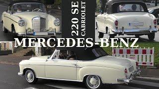 Mercedes-Benz 220 SE Cabriolet * W128 * 1958 - 1960