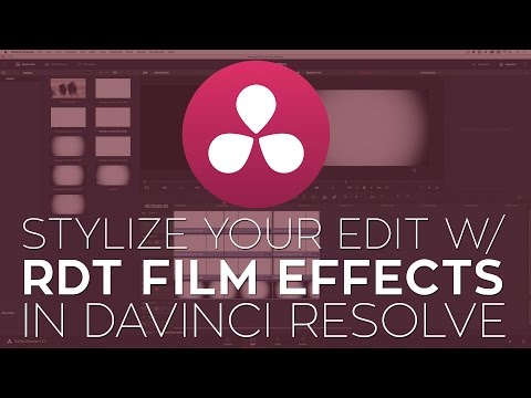 Instantly Stylize Your Edit with Film Effects in DaVinci Resolve