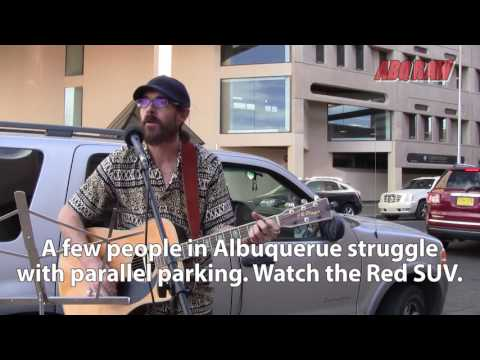 Music Artist is Kicked Off The Sidewalk in Downtown Albuquerque #ABQ