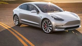 2018 Tesla Model 3 official