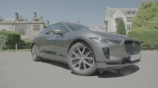 Debunking the Misconceptions of Driving an Electric Vehicle GVs Jaguar Go I-PACE app