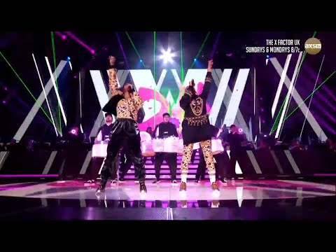 Acacia & Aaliyah Tell Off Their Haters | The X Factor UK on AXS TV
