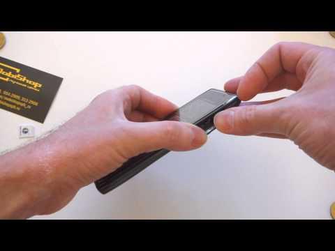 Motorola RAZR MAXX - распаковка, включение, краткий обзор