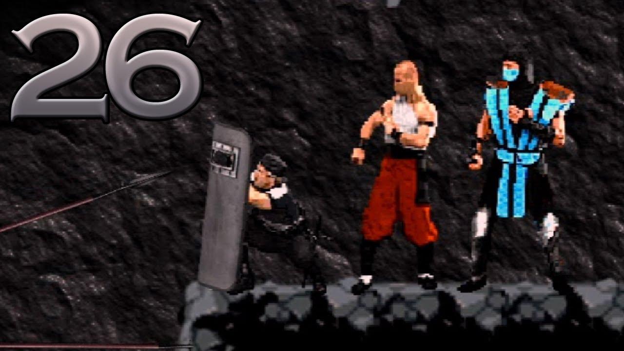 Mortal Kombat Reconciliation Part 26 | Uprising