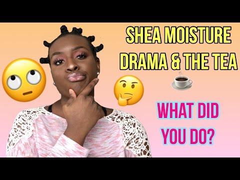 Shea Moisture Drama? + I spoke to Shea Moisture CEO | Chinyere Victorious