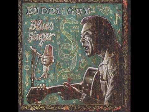 buddy guy can t see baby