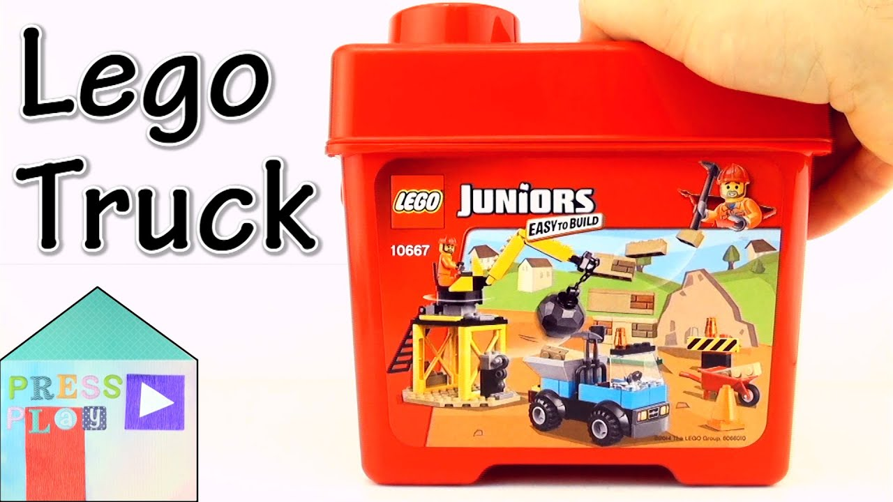 Lego Juniors Easy to Build Construction set (10667