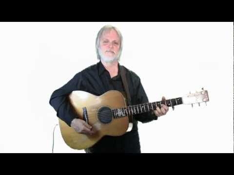 Rick Watson doing Everybody's Talkin' (by Fred Neil)