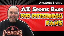 AZ Sports Bars for Pittsburgh Fans