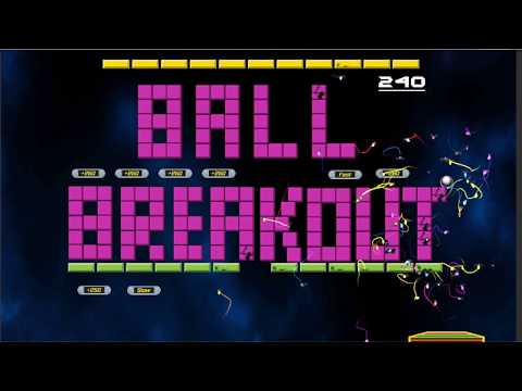 Mad Ball Breakout -- released on Playstore