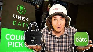 How I went broke delivering for UberEATS