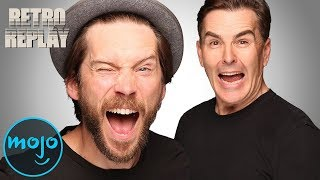 Troy Baker REACTS To His Own Top 10 List. Ft. Nolan North