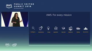 AWS Public Sector Summit Singapore 2018 Keynote
