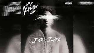 21 Savage ft. J. Cole - A Lot (clean)