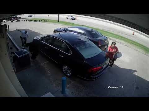 Robbers Try to Snatch $75,000 From Texas Woman