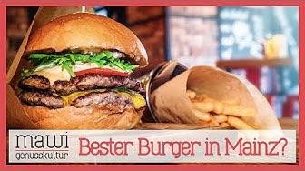 Bester Burger in Mainz - wo gibt es die besten Burger?