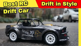 Drive Drift In Style 4WD RC Rally Car RC Drift Car With ESP