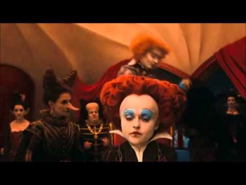 Alice In Wonderland (2010) - Mad Hatter and hats