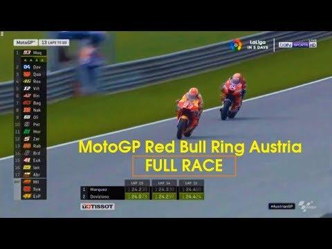 MotoGP Red Bull Ring Austria 2019 FULL RACE