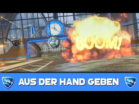 Aus der Hand gegeben... 🚀 Rocket League German Gameplay thumbnail