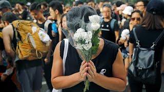 Hong Kong, la protesta contro l'estradizione in Cina si rafforza