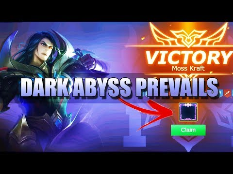 CONGRATULATIONS TO THE DARK ABYSS!  😈
