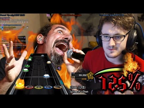 B.Y.O.B. System of a down! ~ 125% SPEED ~ 100% FC