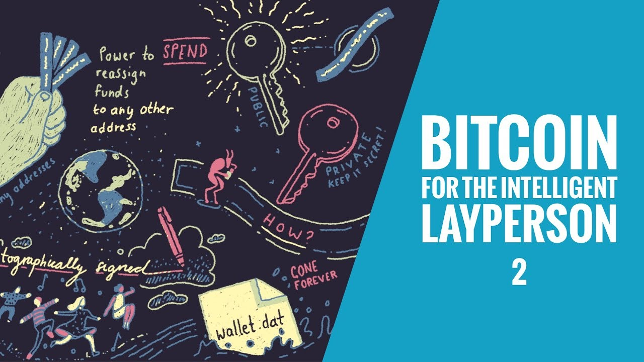 Bitcoin For The Intelligent Layperson Part Two Public Key Cryptography
