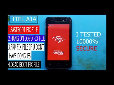 HOW TO FIX ITEL A14 AUTO FASTBOOT MODE #HOW TO FIX ITEL A14 HANG ON LOGO