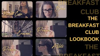THE BREAKFAST CLUB: BACK TO SCHOOL LOOKBOOK