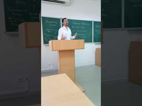 Investment Banking University - Kyiv Mohyla Academy Guest Professorship - June 14, 2017 - Video 3