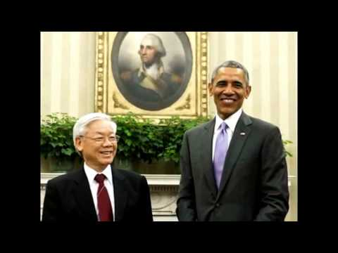President Obama's Vietnam Visit Signals Tighter Economic Ties, Obama Asia Trip 2016