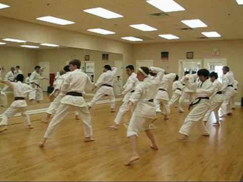 Kanku Karate Club - Blackbelt Grading