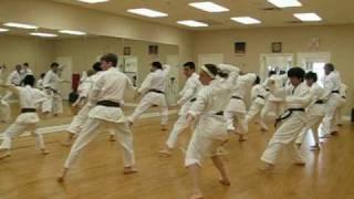 Kanku Karate Club - Blackbelt Grading