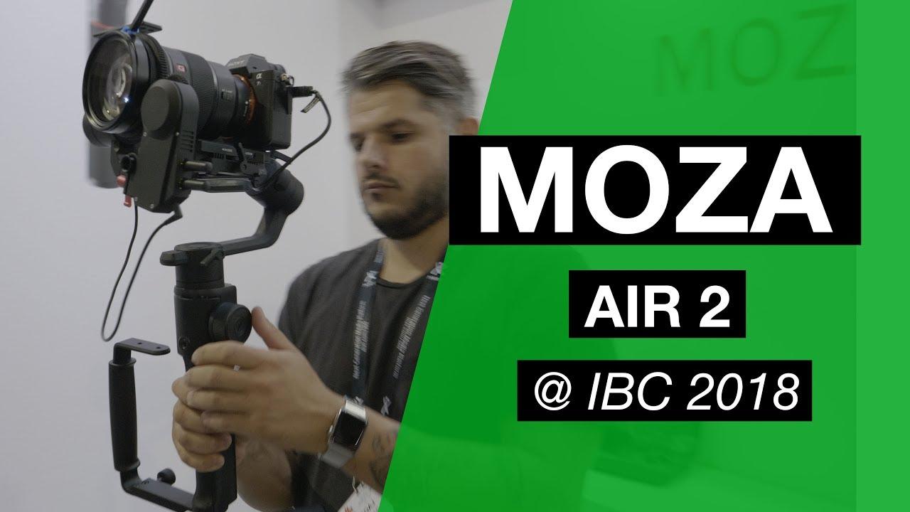 Moza Air 2 Gimbal Stabilizer