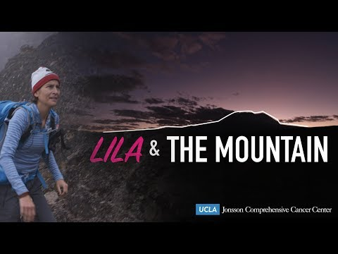 Lila and the Mountain