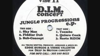 D.I.M. Concept - Rasta RiDIM [Jungle Progressions EP]