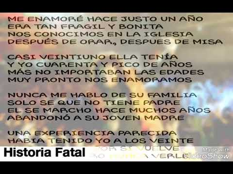 La Mona Jiménez • Historia Fatal (Karaoke)