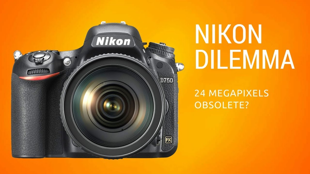 Nikon D750 vs Nikon D760 vs Nikon D810? WAIT for D760? Is 24 Megapixels  OBSOLETE?