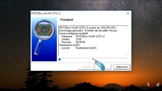 Zerschossene FRITZ!Box retten per Software (Recovery Flash) | Wenn FRITZ!Box nicht mehr erreichbar
