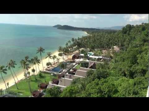 Koh Samui, Thailand - The Intercontinental Hotel Resort