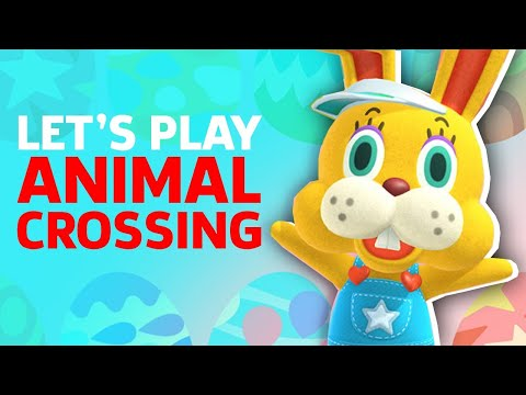 Let's Hunt For Eggs In Animal Crossing: New Horizons