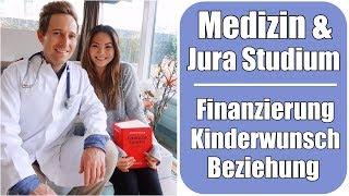 Unser Medizin & Jura Studium 🎓 Schwanger mit 1. Kind? Beziehungsprobe | Studentenjobs | Mamiseelen
