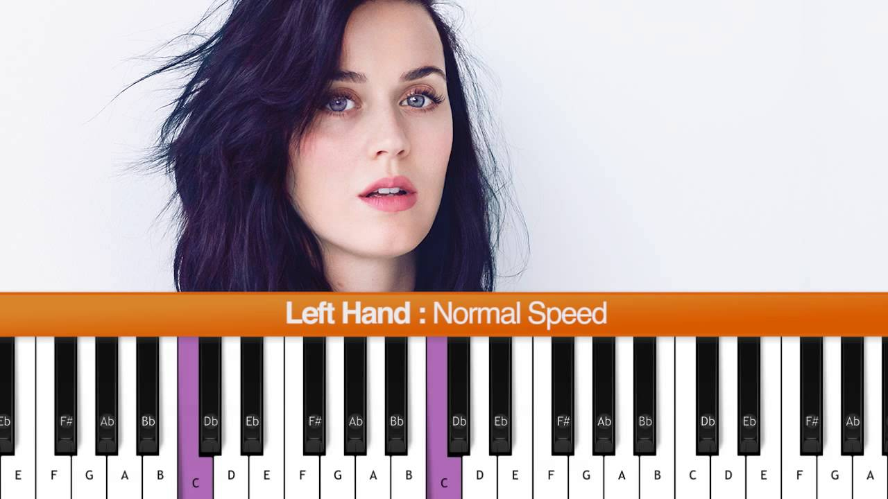 How to play roar katy perry piano tutorial chords youtube voltagebd Gallery