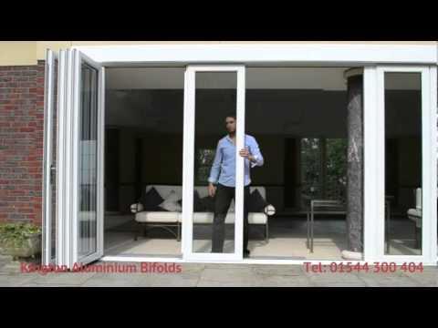 Charmant The New Wave Door   The Amazing UPVC Slide And Swing Patio Door From  Kington Aluminium BiFolds