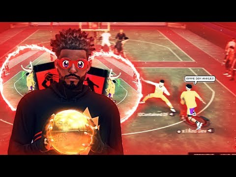 DF CLAN EXPOSED! This Is What Happens When You Say ISO Takes No SKILLS In NBA 2K19! Best Build 2K19!