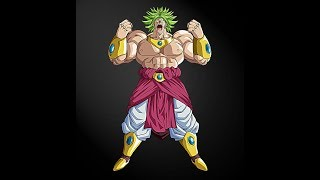DBRB2 Voice Clips   Broly