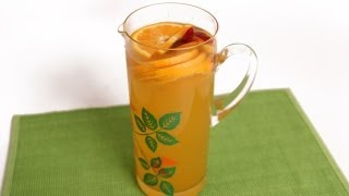 Peach Sangria Recipe - Laura Vitale - Laura In The Kitchen Episode 591
